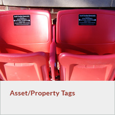 Asset /Property Tags